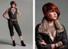 Philippa Kennedy - Hair & Styling by Ella Hawkey. Winner of Aveda Pure Image Awards 2010
